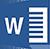 Значок документа Word