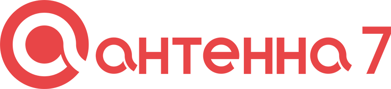 Логотип телеканала Антенна 7 Омск