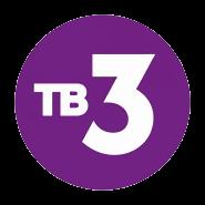 Логотип телеканала ТВ3 Баранул